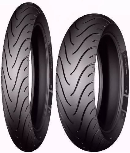 Par Pneu Michelin 110/80-14 + 80/100-14 Pilot Street Pcx