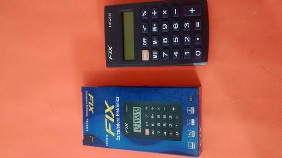 Calculadora Eletrônica Fix