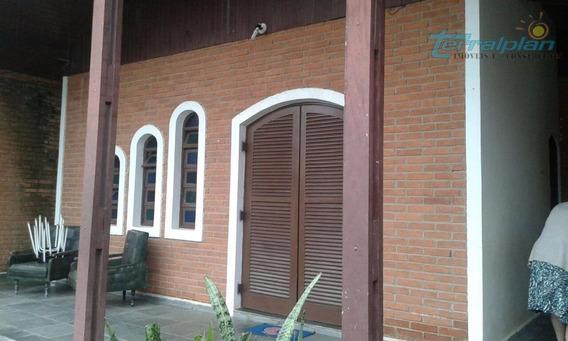 Casa Residencial À Venda, Jardim Beira Mar, Peruíbe. - Ca1175