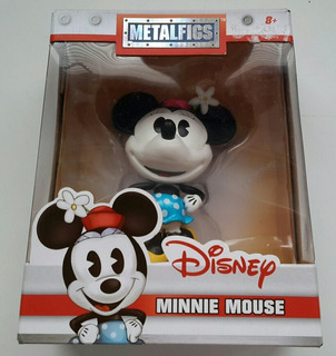 Figura De Minnie Mouse De Metalfigs Jada