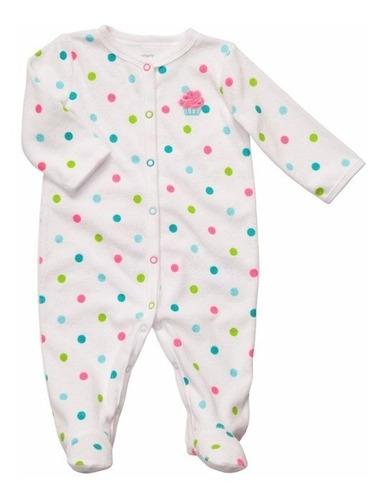 Pijama Carters Toalla 3 Mese Importado Carters Invierno