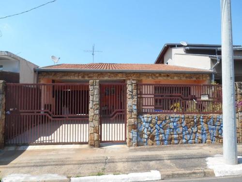Casa Com 3 Dormitórios À Venda, 200 M² - Vila Real - Hortolândia/sp - Ca3721