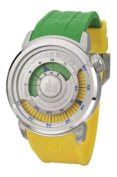 Relógio Yankee Street Ys30167g - Original Com Garantia