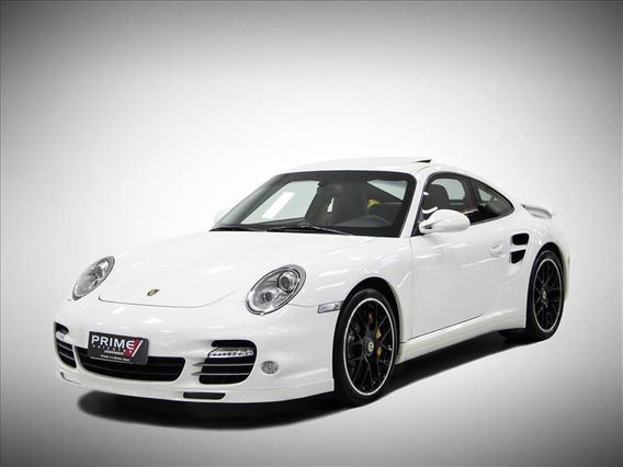 Porsche 911 Porsche 911 Turbo S Blindado 6 Cilindros 3.8l Co