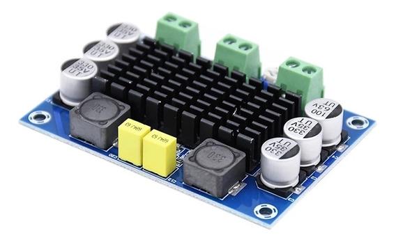 Kit Com 3unidades Amplificador De Áudio Digital100wrms 4ohms