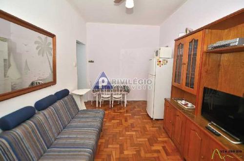 Imagem 1 de 8 de Apartamento À Venda, 1 Quarto, Copacabana - Rio De Janeiro/rj - 15699