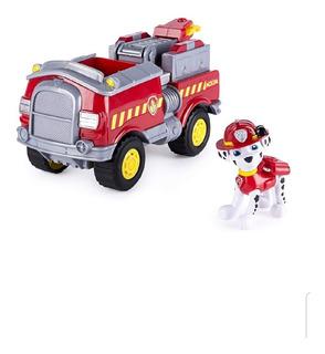 Paw Patrol Marshall Vehiculo