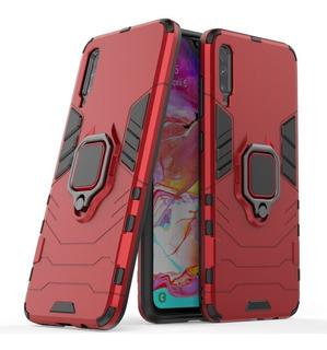 Carcasa Antigolpes Anillo Galaxy A70 Colorcell