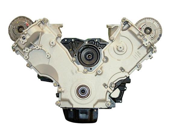 Motor Ford V10 6.8 Lts F450 30 Valv. Reconstruido