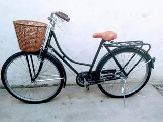 Bicicleta Vintage Dama