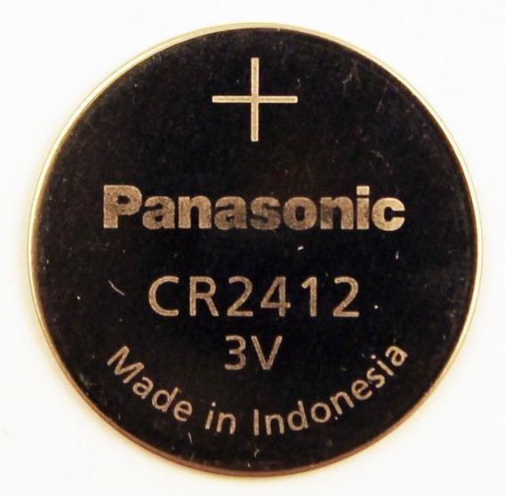 Panasonic Cr2412, Paq. C/2 Pls.