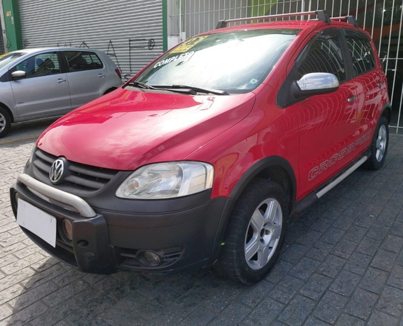 Crossfox 1.6 Mi Flex 8v 4p Manual - 2007