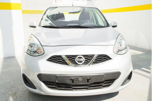 Nissan March 2017 1.6 Sense Mt