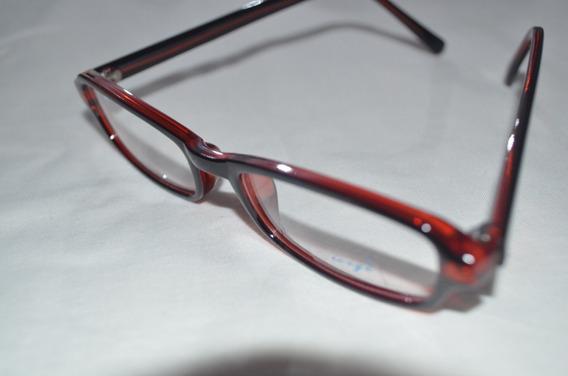 Armazón/gafa/anteojos/modaa/tendencia P/lentes Receta Unisex