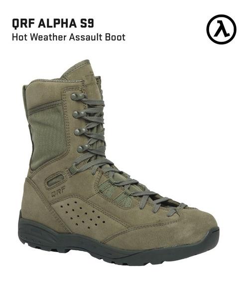 Borcegos De Asalto Belleville Qrf Alpha S9 - A Pedido_exkarg