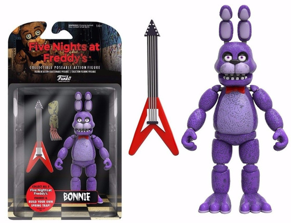 Boneco Five Nights At Freddy
