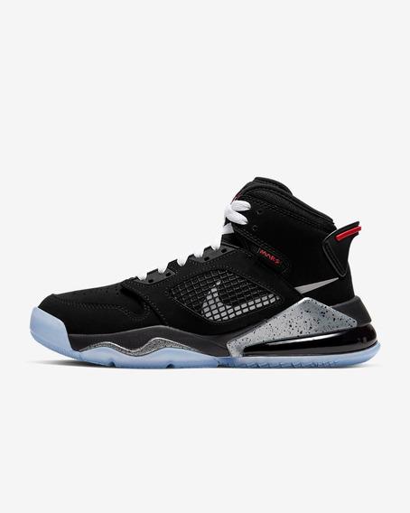 Tenis Jordan Mars 270 Negro-rojo Jnr O Dama