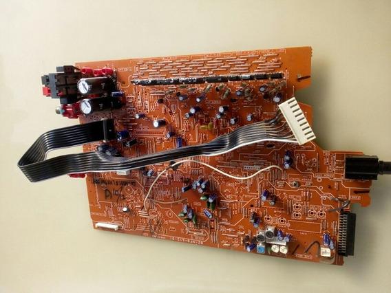 Praca Pricipal Amplificadora Som Aiwa Cx-ns555lh Testada