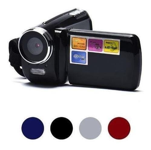 Mini Filmadora Digital 4x Zoom 1.8 Tft Lcd