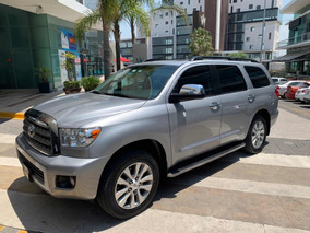 Toyota Sequoia 5.7 Limited At 2017
