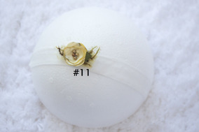 Headband Fotografia Newborn Modelo #11 Props Para Newborn