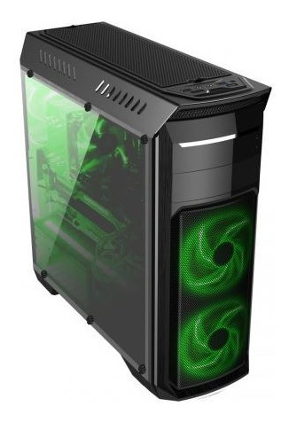 Pc Gamer I7 9700k, 16gb, Ssd 240gb, Hd 2tb, Gtx1650 4gb, W10