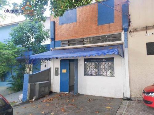 Imagem 1 de 12 de Galpão Para Alugar, 350 M² Por R$ 12.000,00/mês - Moema - São Paulo/sp - Ga0323