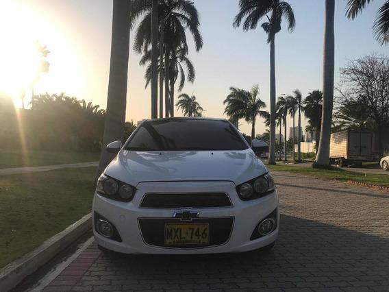 Chevrolet Sonic Hatchback Full Equip