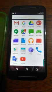 Motorola G2 Modelo Xt1063 De 16 Gb En Perfecto Estado