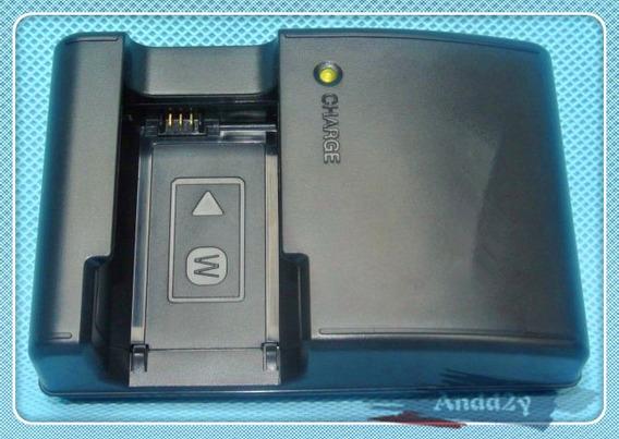 Carregador P Sony Bc-vw1 Para Np-fw50 Nex-3 3a 3c 5 5a 5c 5n