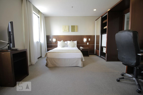 Apartamento Para Aluguel - Centro, 1 Quarto, 31 - 893045411