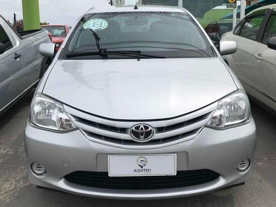 Toyota Etios 2013 1.3 16v Xs 5p