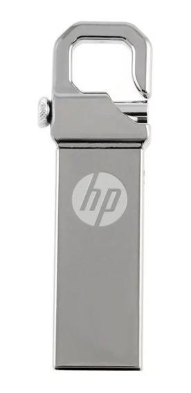 Hp Pen Drive 16gb V250w Metal Usb 2.0