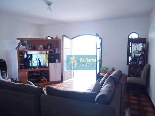 Sobrado Com 4 Dormitórios À Venda Por R$ 400.000,00 - Parque São Rafael - São Paulo/sp - So0013