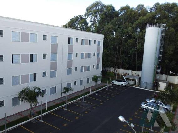 Apartamento Com 2 Dormitórios À Venda, 49 M² Por R$ 190.000 - Alto Da Boa Vista - Sorocaba/sp - Ap2178