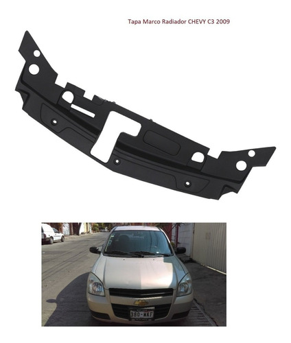 94671508 Protector Superior De Radiador Chevy C3 75