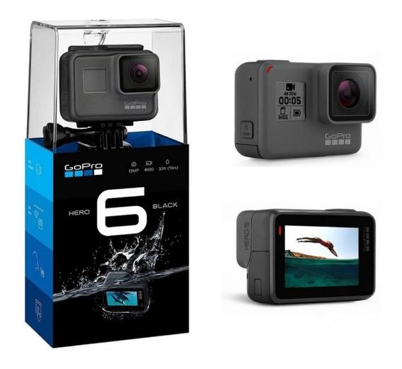 Câmera Gopro Hero 6 Black 4k