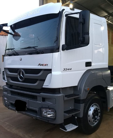 Mercedes-benz 3344 6x4