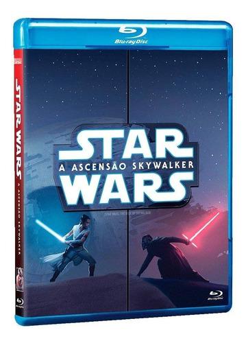 Blu Ray Star Wars A Ascensão Skywalker Lacrado