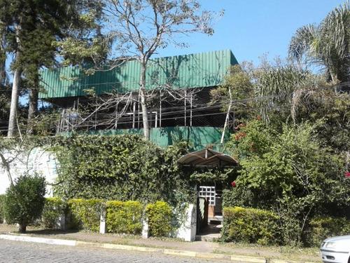 Imagem 1 de 10 de Sobrado, 400 M² - Venda Por R$ 1.600.000,00 Ou Aluguel Por R$ 6.000,00/mês - Riacho Grande - São Bernardo Do Campo/sp - So19007