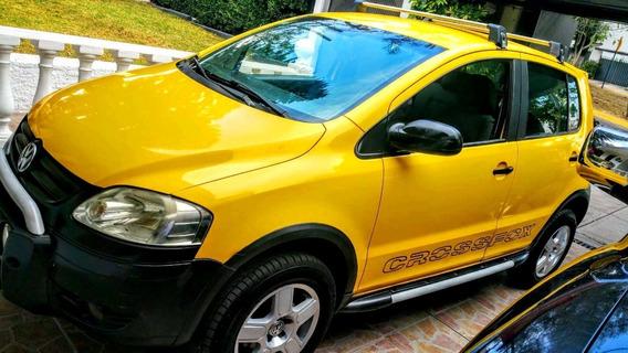 Remato Volkswagen Crossfox Sport 2007 1.6