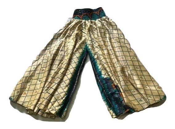 Saia Calça Indiana Pantalona Importadas