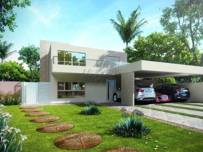 Quinta Do Pinhal | Casa 1052 M² - 3 Dorms / 6 Vagas | 6613 - V6613
