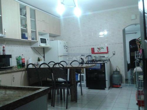 Imagem 1 de 21 de Sobrado Residencial À Venda, Jardim Brasília , São Paulo. - So12240