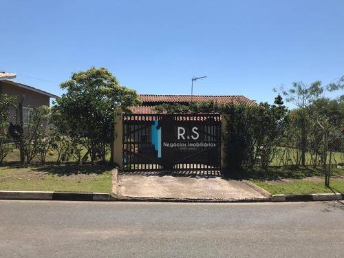 Chácara Com 3 Dormitórios À Venda, 6100 M² Por R$ 1.300.000,00 - Arataba - Louveira/sp - Ch0031
