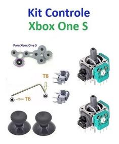 Xbox One S - Peças Reparo Controle Entrada P2 Frete 16,50