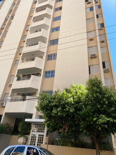 Apartamento Com 3 Dormitórios Para Alugar, 126 M² Por R$ 1.300,00/mês - Centro - São José Do Rio Preto/sp - Ap3257