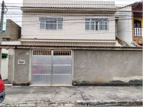 Ótimo Terreno Com 3 Casas E Uma Igreja Na Vila Emil - Mesquita - Sica00001