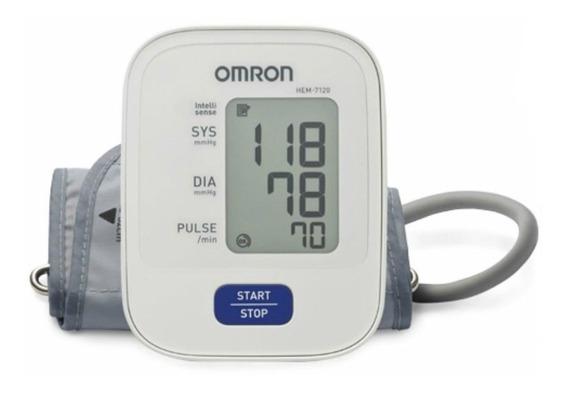 Monitor de presión arterial Omron HEM-7120