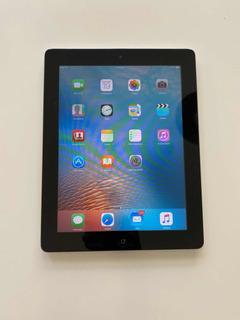 iPad 2da Generación 16 Gb Impecable Con Funda De Cuero